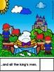 Humpty Dumpty Interactive Book