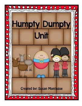 Humpty Dumpty Literacy, Math and Science Unit