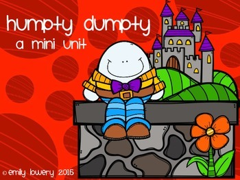 Humpty Dumpty Mini Unit