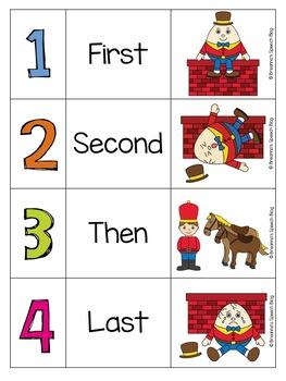 Humpty Dumpty Mini Unit for Preschoolers