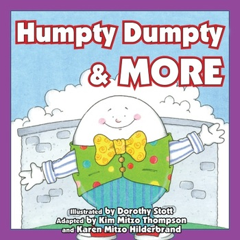 Humpty Dumpty & More Read-Along eBook with Audio Track