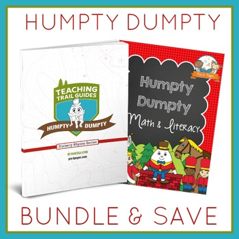 Humpty Dumpty Nursery Rhyme Bundle