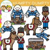 Humpty Dumpty Nursery Rhyme Clip Art