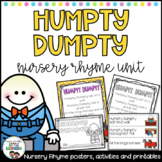 Humpty Dumpty: Nursery Rhyme Pack