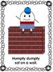 Humpty Dumpty Nursery Rhyme Activities