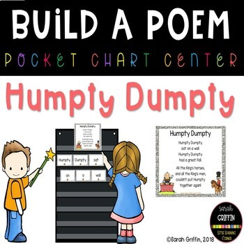 Build a Poem ~ Humpty Dumpty