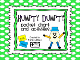 Humpty Dumpty Pocket Chart and Activities