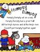 Humpty Dumpty Poem and Emergent Reader