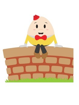 Humpty Dumpty Poetry Pack and Flannel Board Set