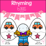 Humpty Dumpty Rhyming Eggs