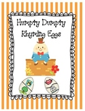 Humpty Dumpty Rhyming Game