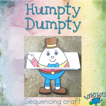 Humpty Dumpty Sequencing Craft