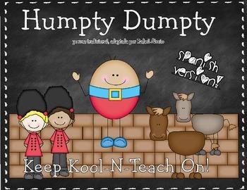 Humpty Dumpty-Spanish