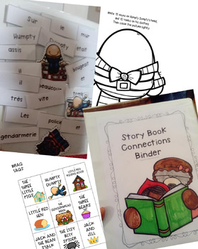 Humpty Dumpty Connection Binder bundle (Sunnah Learners)