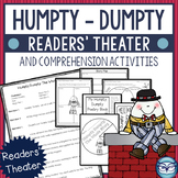 Humpty Dumpty The Whole Story Readers' Theater and Activity Pack