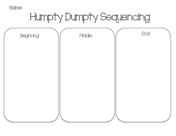 Humpty Dumpty Unit
