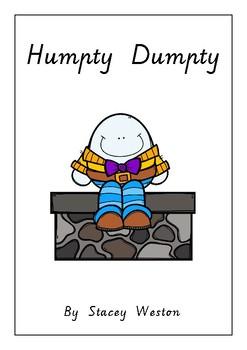 Humpty Dumpty adapted book
