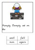 Humpty Dumpty adapted book