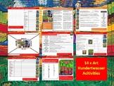 Hundertwasser Activity & Information Pack Keywords Art & Design Movement