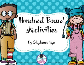 Hundred Board Activities