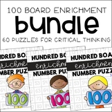 Hundred Board Enrichment Puzzles - The BUNDLE!