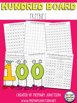 Hundred Board Freebies
