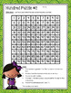Hundred Board Number Puzzles! Math Enrichment Activities (2nd grade)