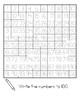 Hundred Board Recording Sheets