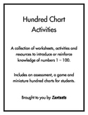 Hundred Chart Activities