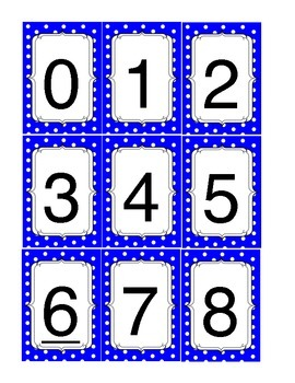 Hundred Chart Digit Game