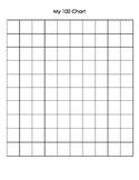 Hundred Chart (Empty)