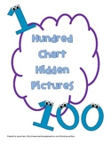 Hundred Chart Hidden Pictures Pack