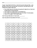 Hundred Chart Logic Puzzles
