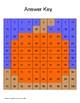 Hundreds Chart Mystery Picture Pumpkin