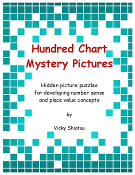 Hundred Chart Mystery Pictures