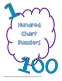 Hundred Chart Puzzlers (aka 100 Chart Chunks)