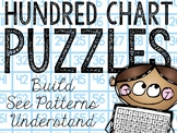 Hundreds Chart Puzzles (and MORE!)