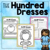 Bullying Reading Comprehension -  Hundred 100 Dresses