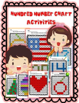 Hundred Number Chart Activities