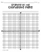 Hundred Points Symbol Emoji (Graphing on the Coordinate Plane)
