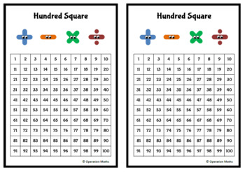 Hundred Square