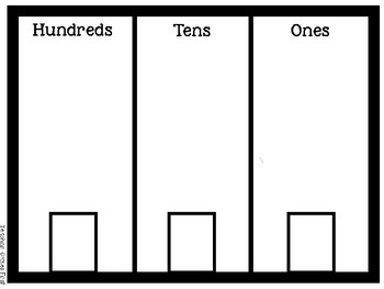 Hundred Tens and Ones Chart