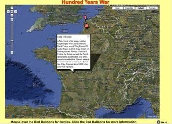 Hundred Years War - Bill Burton