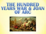 Hundred Years War and Joan of Arc Powerpoint Presentation