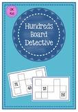 Hundreds Board Detectives