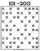 Hundreds Chart 1 - 1000 activities