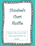 "Hundreds Chart Dance ""Shuffle"""