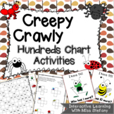 Hundreds Chart Activities 10 More 10 Less