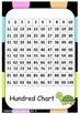 Hundreds Chart Activities - Turtle Theme
