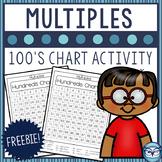 Hundreds Chart Activity: Multiples